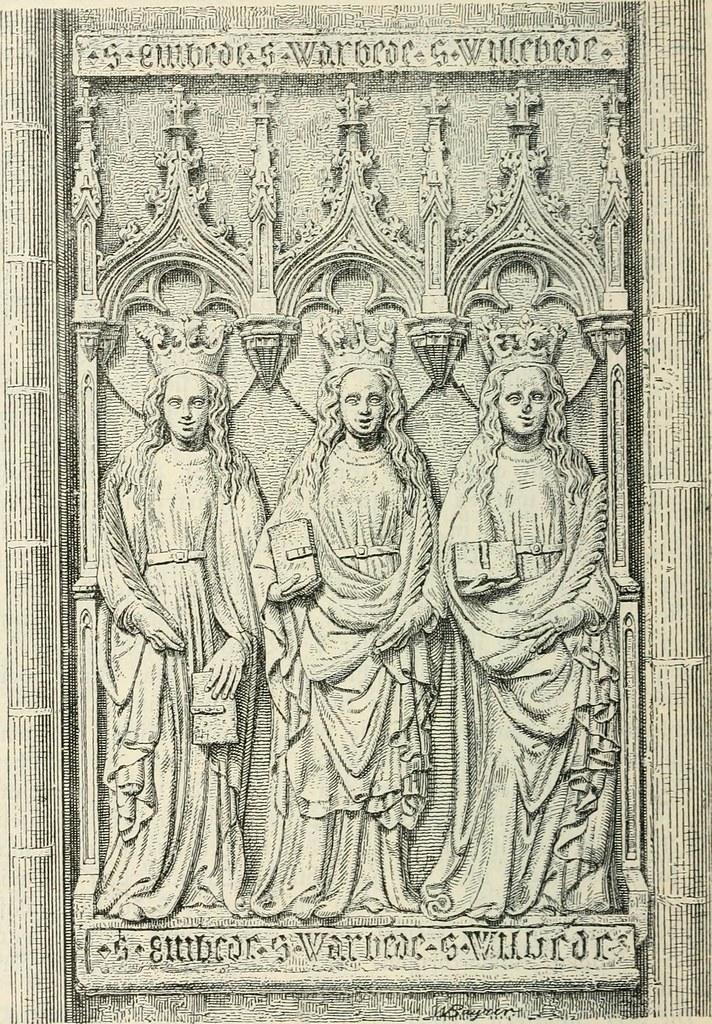 Götter der germanen
