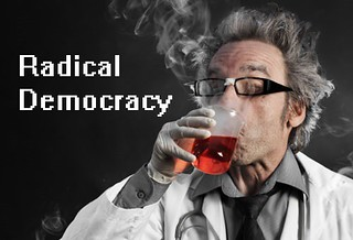 Radical democracy mad scientist inventor | by democracychronicles