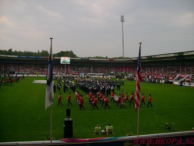 2007-07-16 Startbewijs op halen en vlaggen parade. (81)