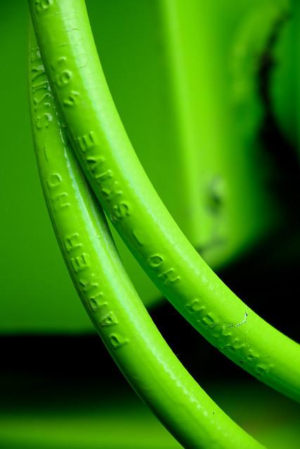 Green Machine #1