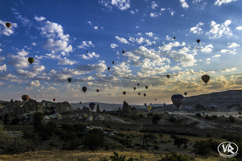 travel light color sunrise canon turkey balloons landscape rocks nuvole unesco tokina cielo scenary 7d cappadocia goreme turchia 1116 capadokya