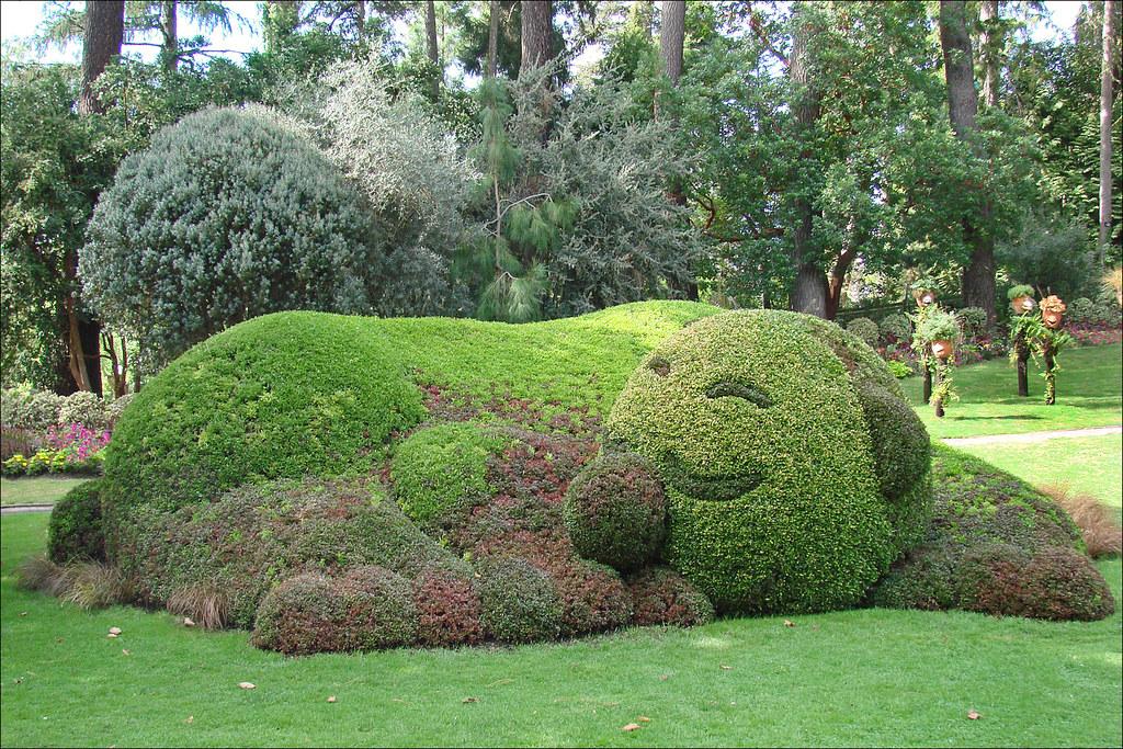 Claude Ponti au jardin des plantes (Le Voyage à Nantes 201… | Flickr