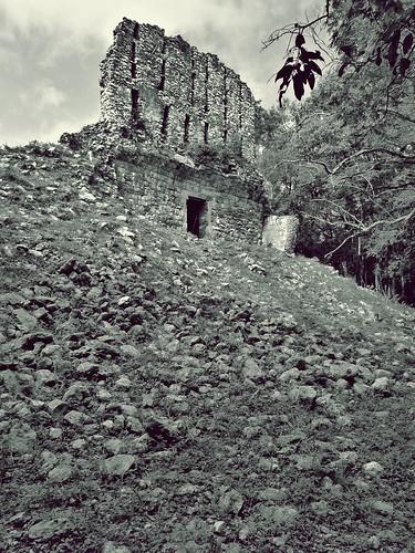 El Mirador. Sayil, Yucatán