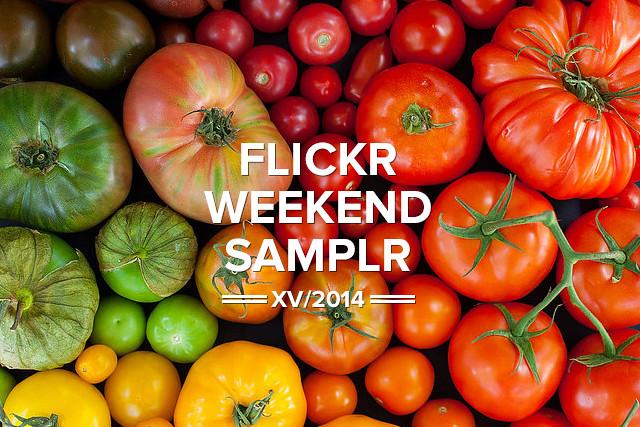 Weekend Samplr
