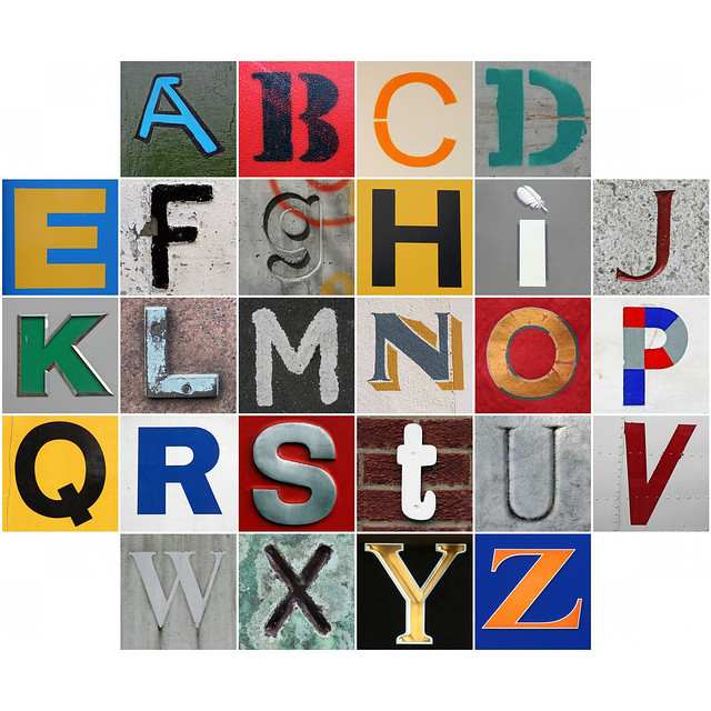 Alphabet 49