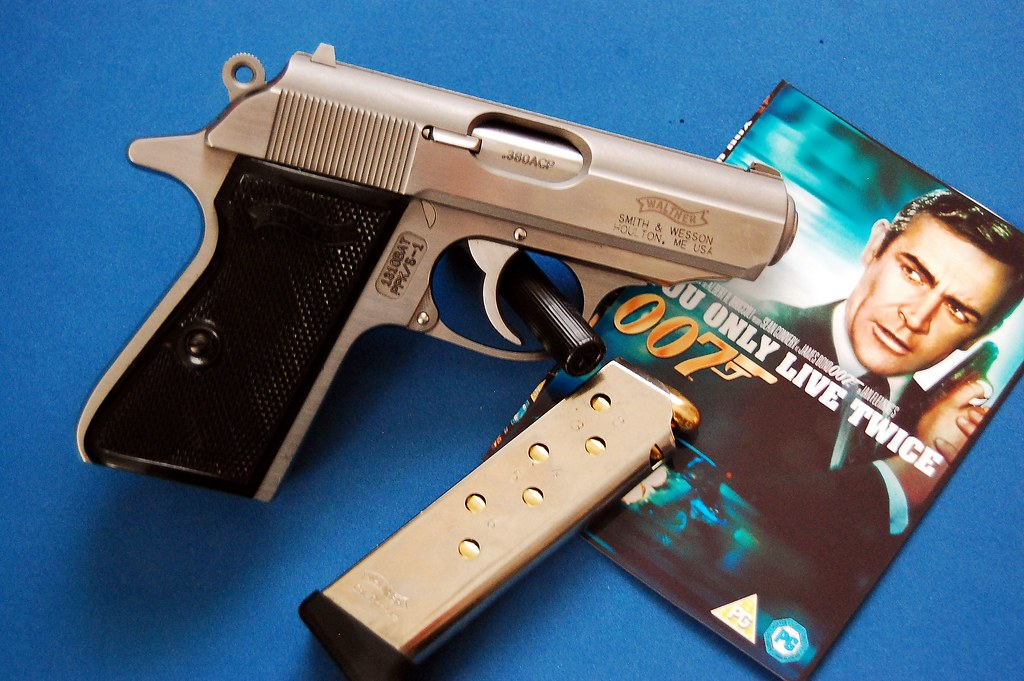 Walther PPK/S | onebilly43 | Flickr