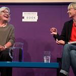 Lynn Barber interviewed by Kate Mosse at the Edinburgh International Book Festival |