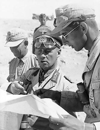 Rommel en Africa