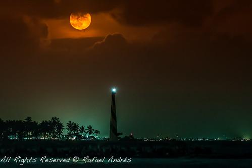 moon night san shot super luna nocturna domingo santo rd souci