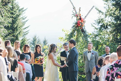 Michelle & Michael | Mt. Hood Organic Farms Wedding