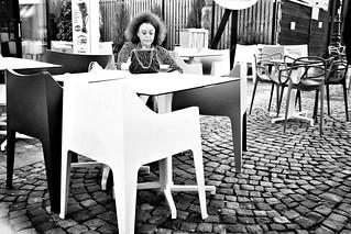 Lady@Bucharest