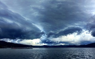 Ominous clouds. d'Entrecasteaux Channel. | by miaow