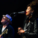 Fri, 17/03/2017 - 4:34pm - Valerie June Live at SXSW Radio Day Stage Powered by VuHaus 3.17.17 photographer: Sarah Burns