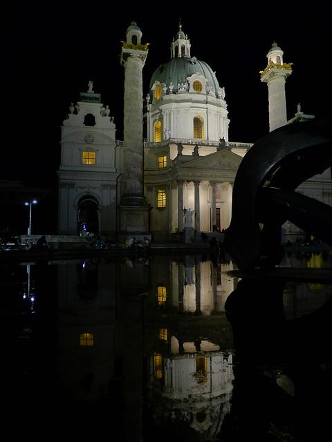 leica d lux6 Karlsplatz Kirche wien vienna austria