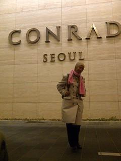 Conrad Seoul   by adeulfah