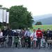 Richter und Henker, Faltrad und Lenker / Le juge et son bourreau – à vélo