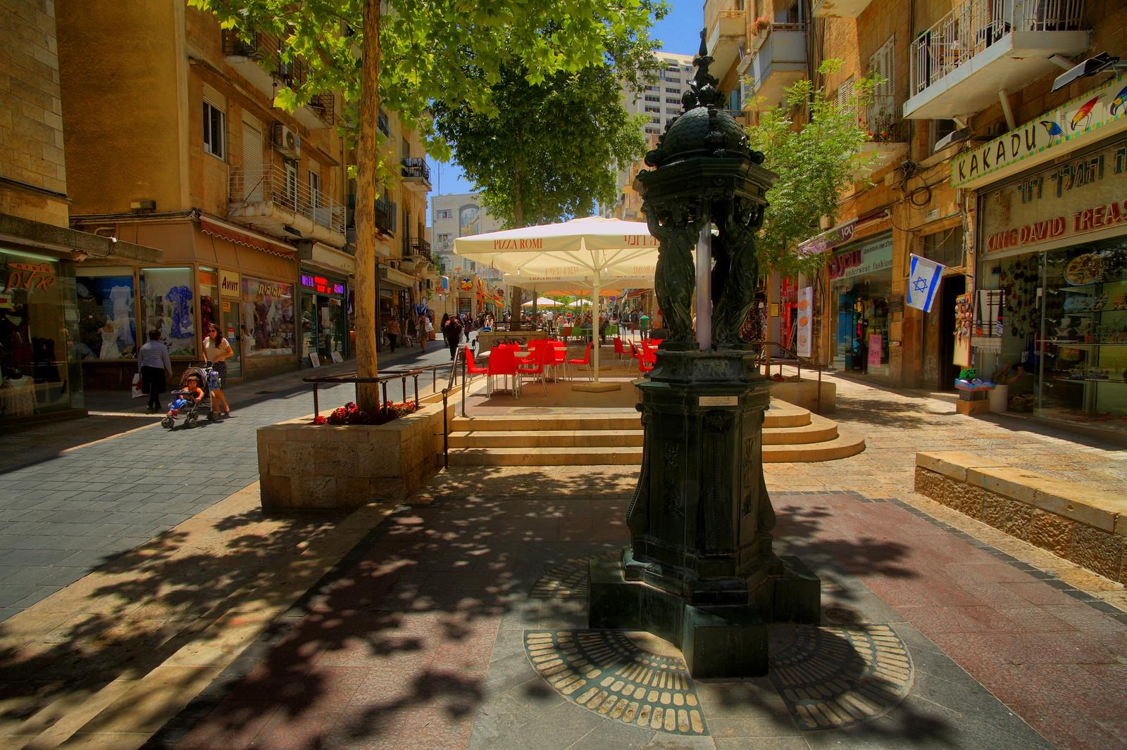 Jerusalem_City Center_12_Noam Chen_IMOT