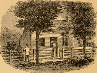 "Image from page 43 of ""The lives and campaigns of Grant and Lee. A comparison and contrast of the deeds and characters of the two great leaders in the civil war"" (1895)"