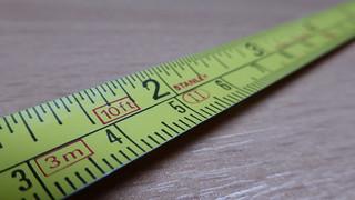 measuring tape | by Sean MacEntee