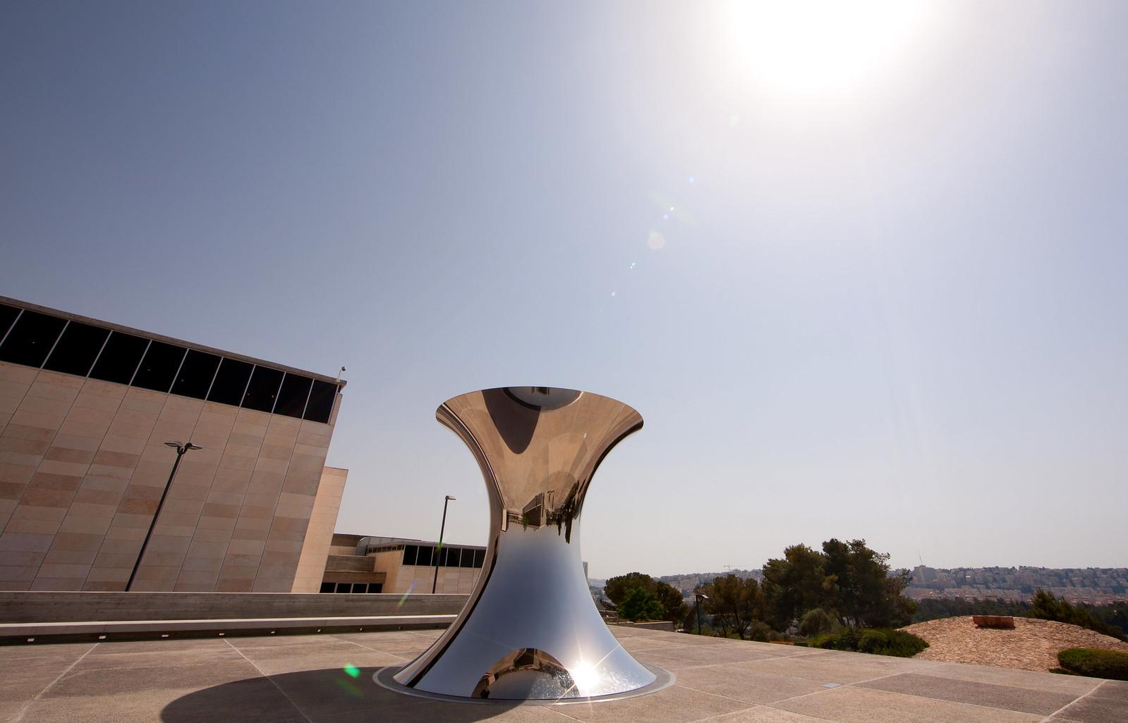 Jerusalem_ The Israel Museum_Turning the World Upside Down 2