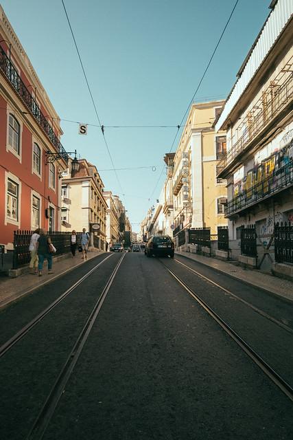 Rua Alecrim, Lisbon