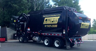 CWPM Waste Removal Garbage Truck | by JeepersMedia