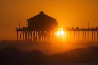 Huntington Beach Trip - Aug 2014 - Sunset! | by pmarkham