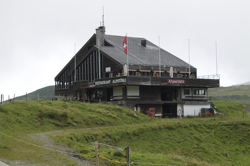 From Jochpass to Trübsee ,  Engelberg , Switzerland