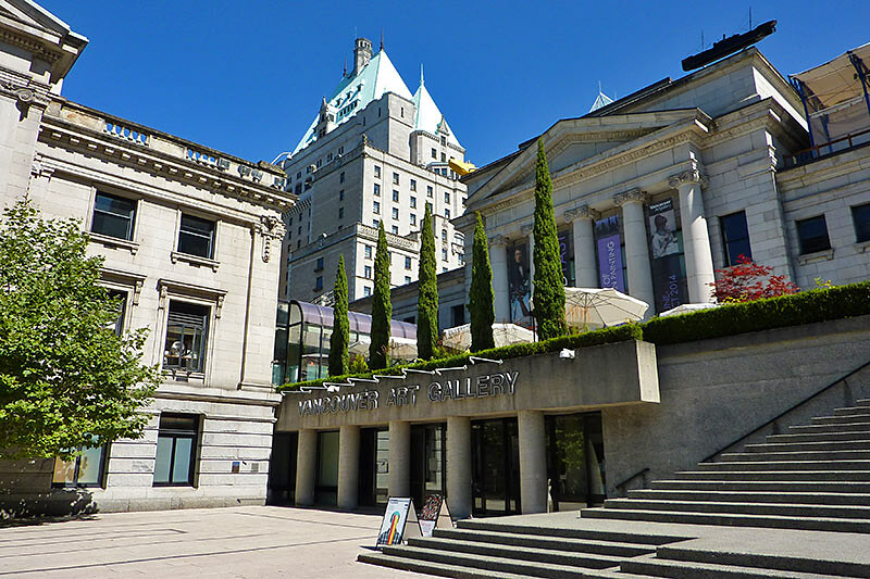 Vancouver Art Gallery, Vancouver, British Columbia