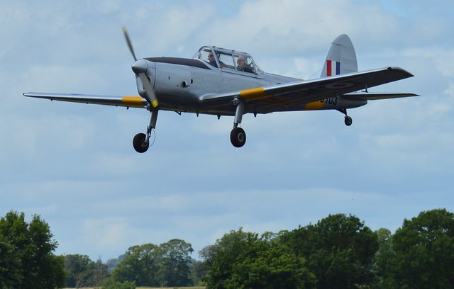 de Havilland Chipmunk T10 WB703