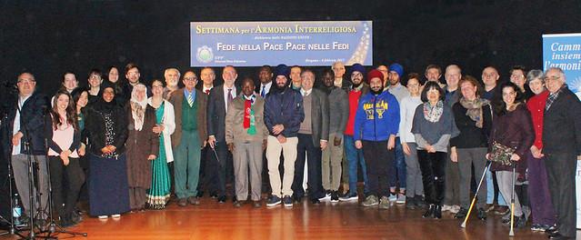 Italy-2017-02-04-World Interfaith Harmony Week Observed in Italy