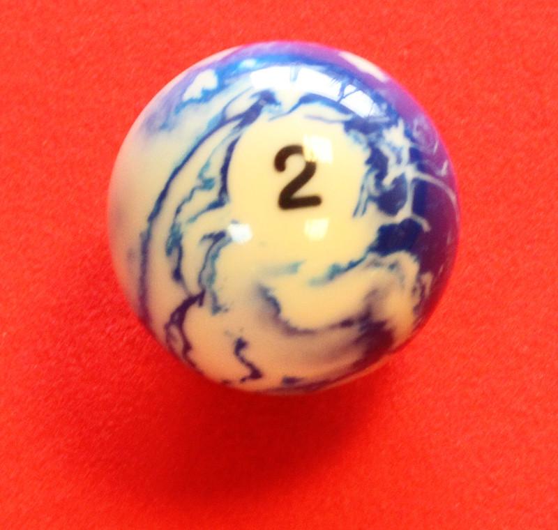 Pool Ball No. 2