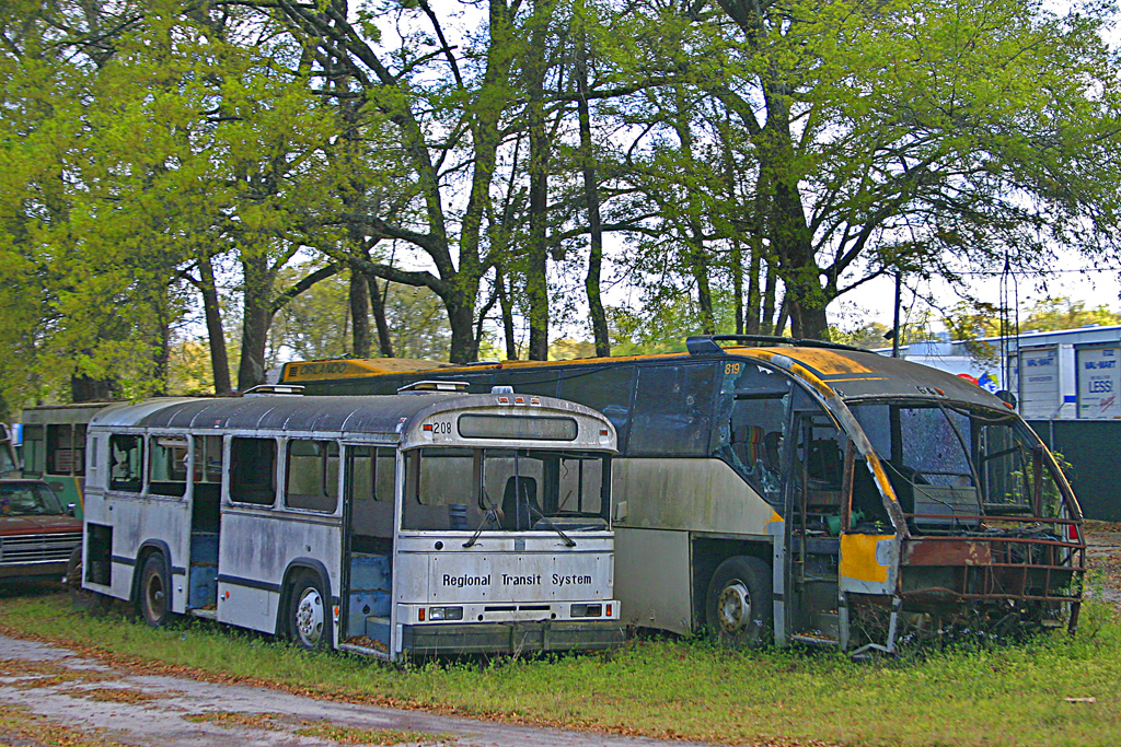 Old Buses