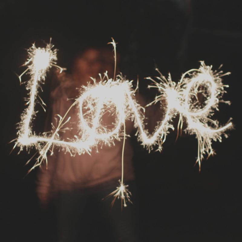 Love (Sparkler)
