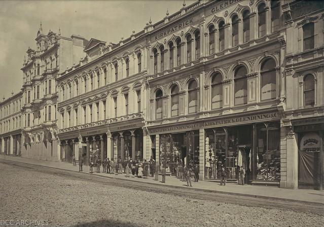 Princes Street 1879