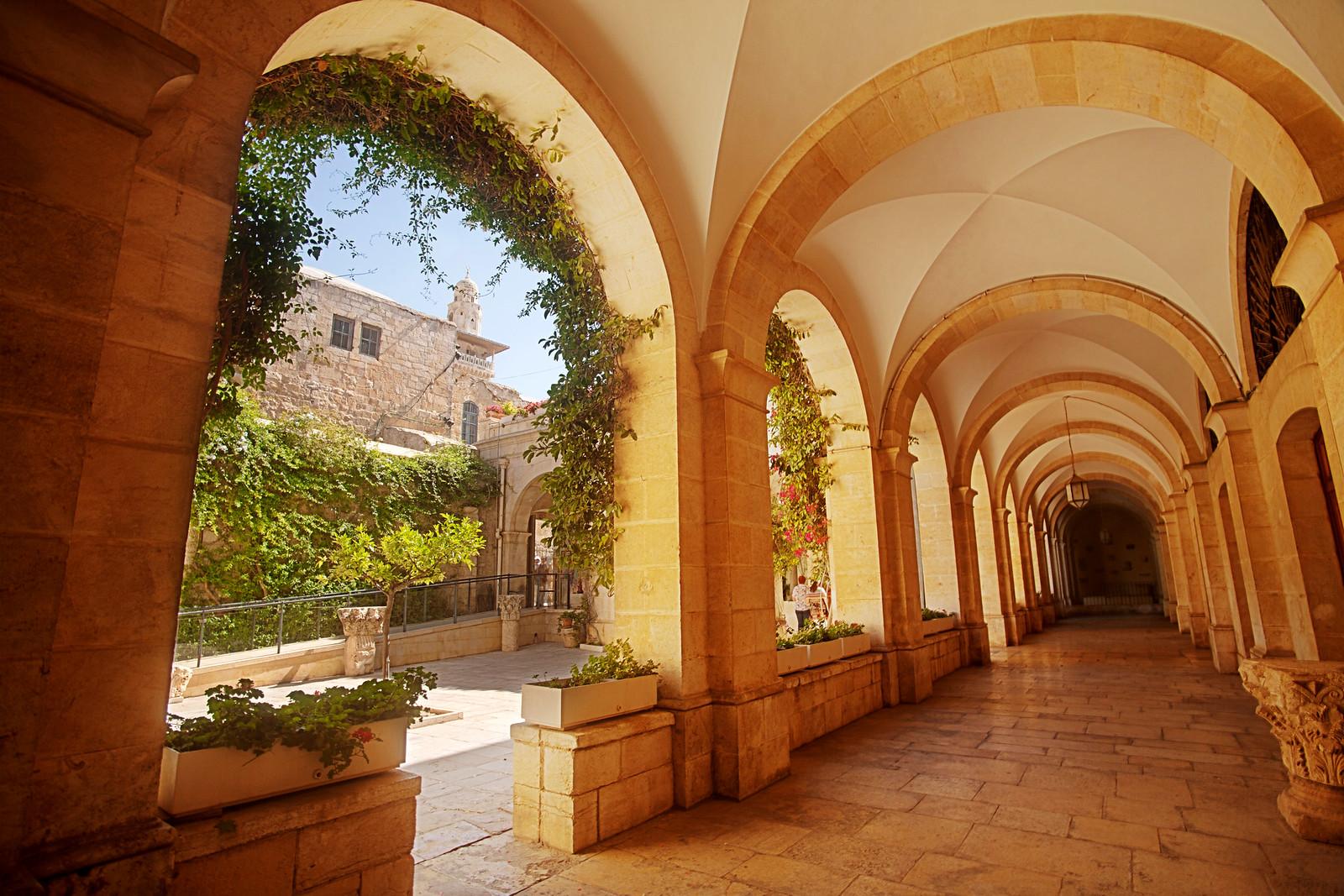 Jerusalem_Via Dolorosa_Station 2 (2)_Noam Chen_IMOT