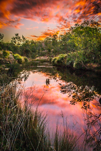 longexposure sunset creek canon landscape post matthew australia explore queensland tamron 70 haida 6d deepcreek monkland cooloola gympie 2875mm explored matthewpost goldfossickingarea