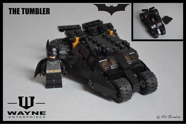 Batman - The Tumbler
