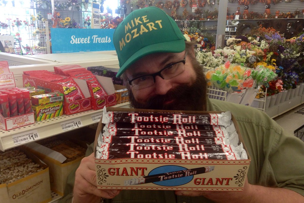 Tootsie Roll Candy, Retro Packaging, 2014, by Mike Mozart … | Flickr