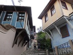 Ancient city of Plovdiv, Bulgaria
