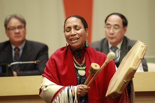 Commemoration of International Day of Indigenous Peoples | by United Nations Photo