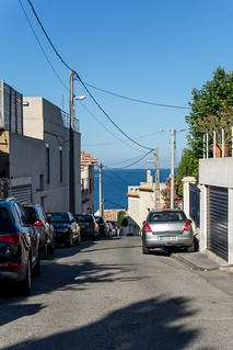Vue sur Mer Chemin de la Batterie du roucas blanc | by Bernard Ddd
