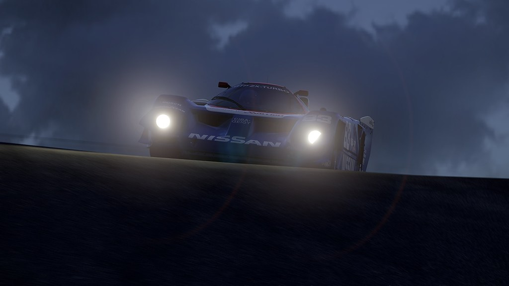 Project CARS 2 Nissan's Nissan GTP ZX-Turbo