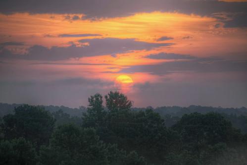morning sky sun sunrise landscape dawn twilight northcarolina cary daybreak morningsky firstlight tadsunrise sunrisedaily sunriseonly