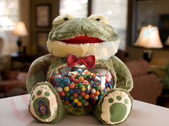 Froggy Teddy Tank