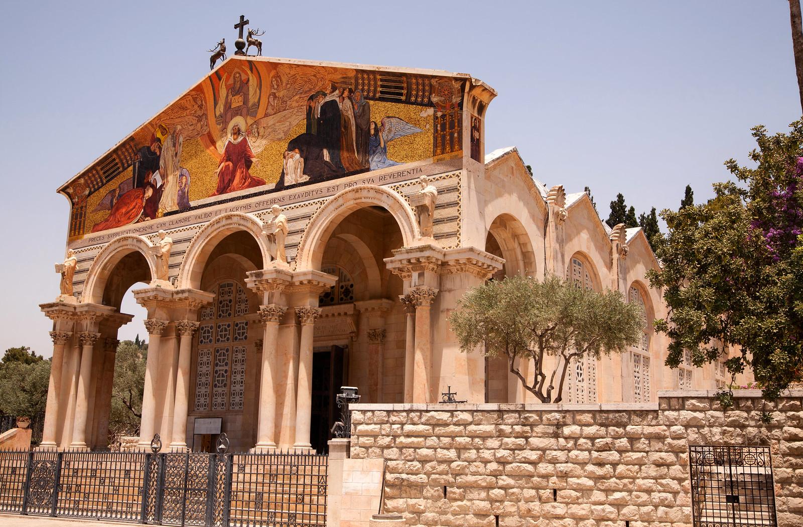 Jerusalem_Church of All Nations_1_Noam Chen_IMOT