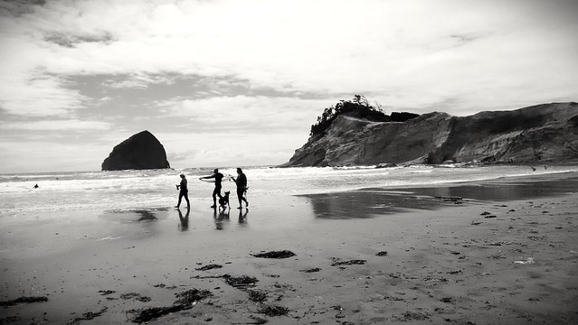 Pacific City. OR