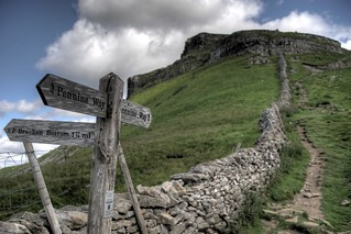 Pen-y-Ghent   by Levestane