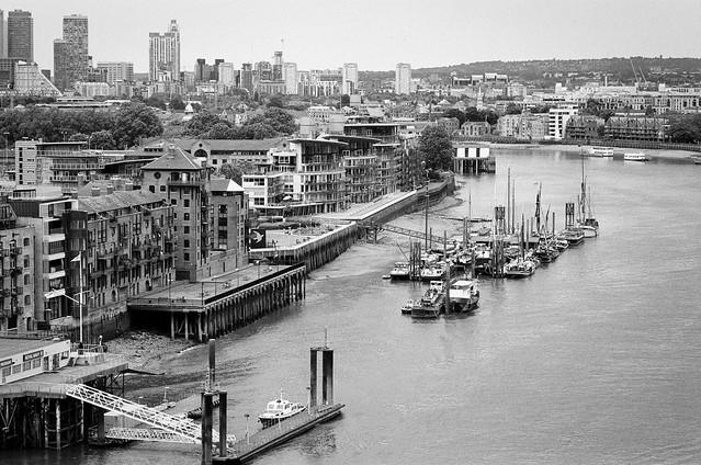 Tower Bridge Downstream