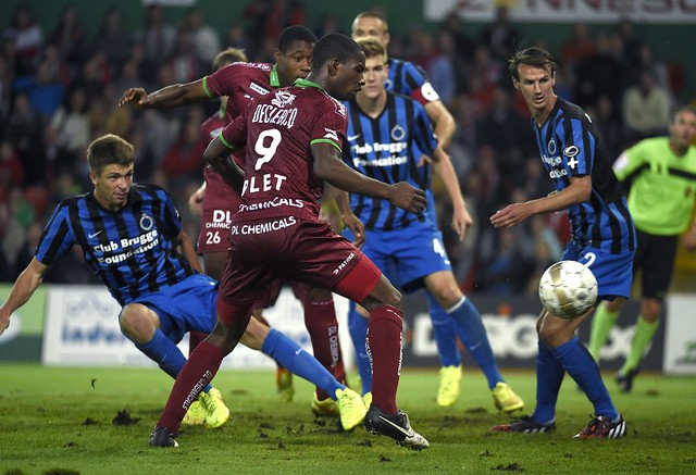 Zulte Waregem - Club Brugge